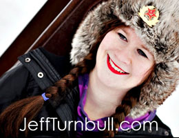 Winter Portraits & Snow Photography with Holly Turnbull