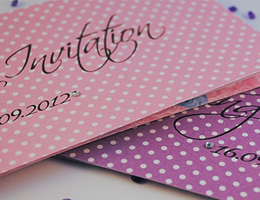 Wedding Stationery Ideas: By Yours Occasionally