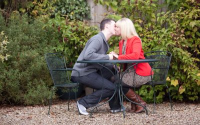 Engagement Photography Maidens Barn   Victoria & James