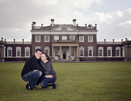 Engagement Photography at Boreham House