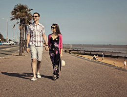 Essex Engagement Photography – Westcliff on Sea