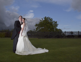 Wedding Photography Crondon Park: Annalisa & Nicholas