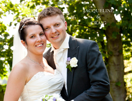 Wedding Photography at Pontlands Park
