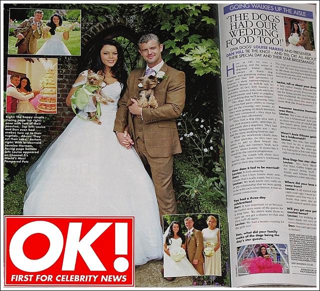 OK! Magazine Wedding Feature