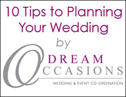 You're Getting Married: 10 Tips To Planning Your Wedding