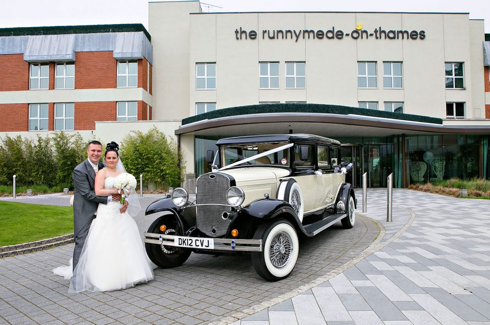 Surrey Wedding Photography | Runnymede Hotel