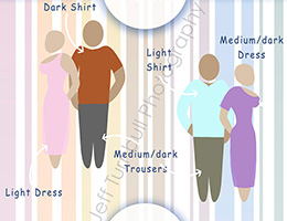 Couples & Engagement Photography. What to Wear