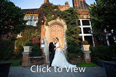Pontlands Park Wedding Album