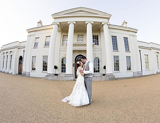 Wedding Photography Hylands House – Natalie & Daniel