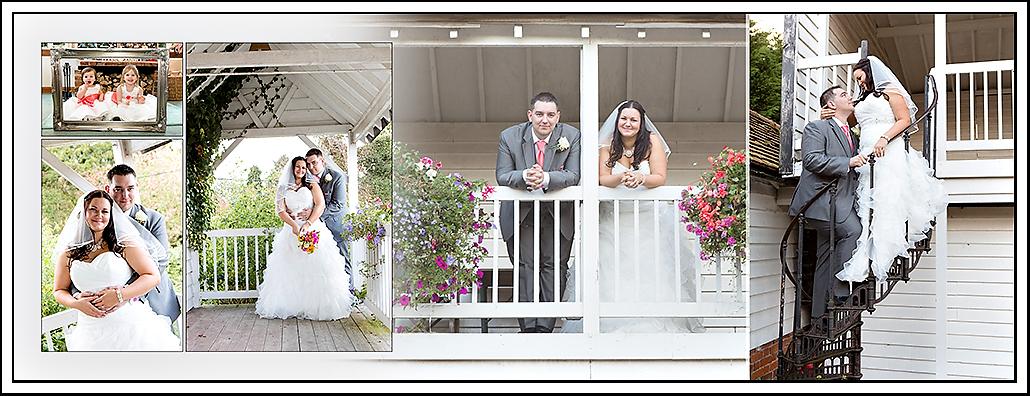 October Wedding Photography Reid Rooms