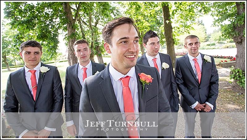 Wedding Photographer for Channels Golf Club
