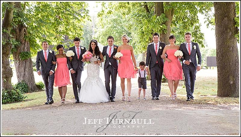 Wedding Photography Channels Golf Club