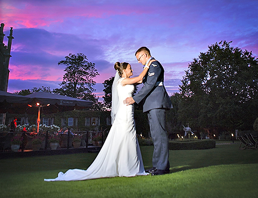 Oakley Court Hotel Wedding – Nicky & Phil