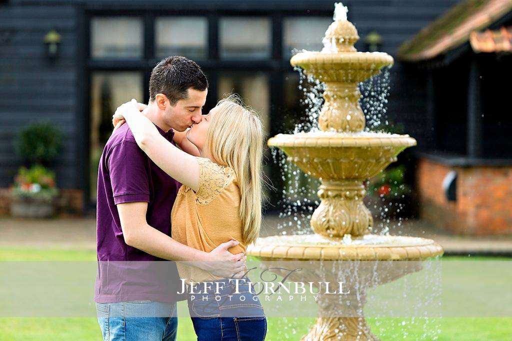 Crondon Park Engagement Photography