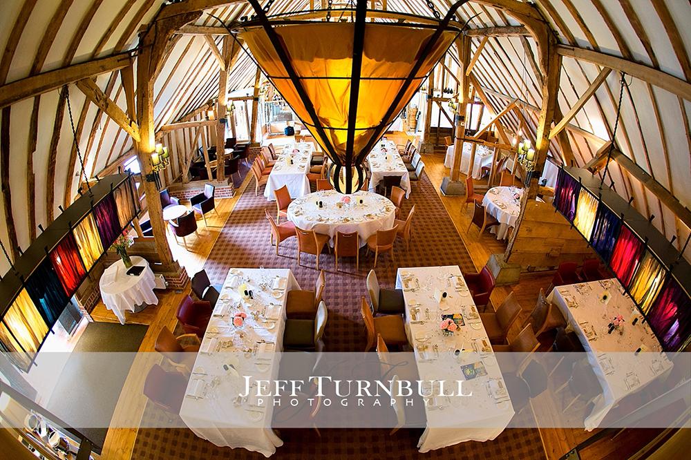 Inside The Barn Brasserie
