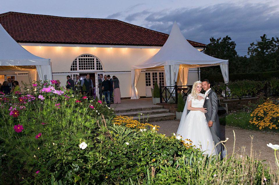 Marks Hall Wedding Photography