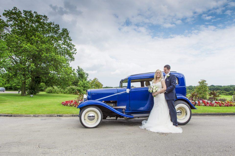 Crondon Park Summer Wedding – Chloe and David