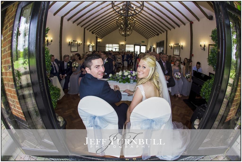 Crondon Park Summer Wedding