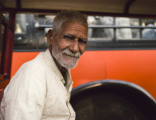 The Golden Triangle – People of India