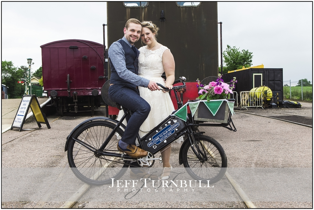 Wedding Photographer East Anglian Railway Museum