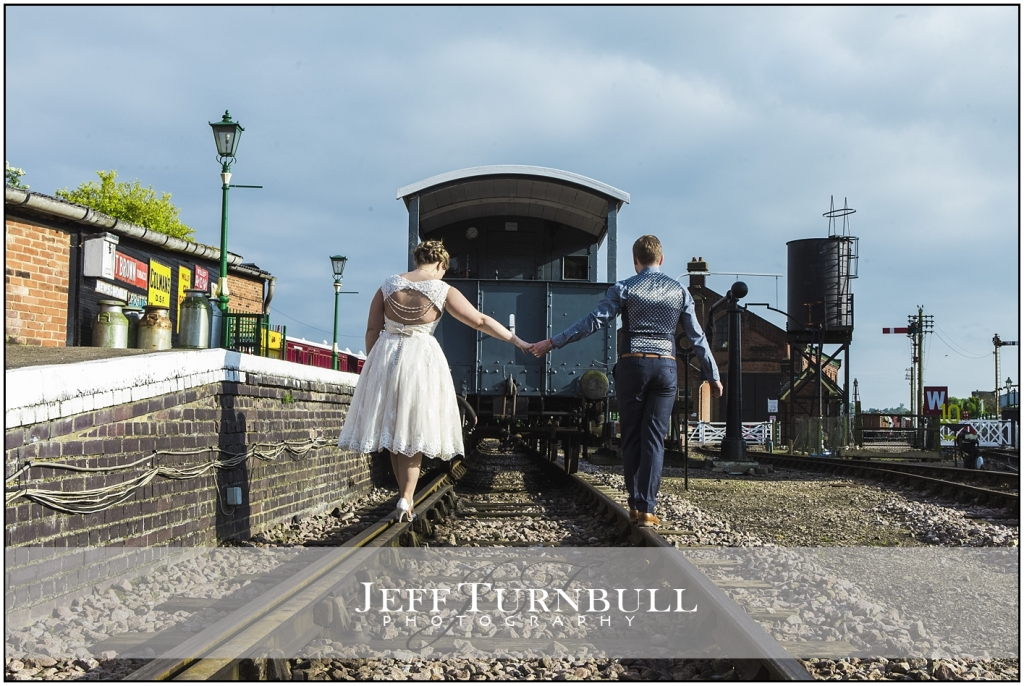 Wedding Photography Chappel Station Essex