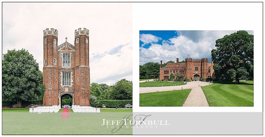 Leez Priory Summer Wedding