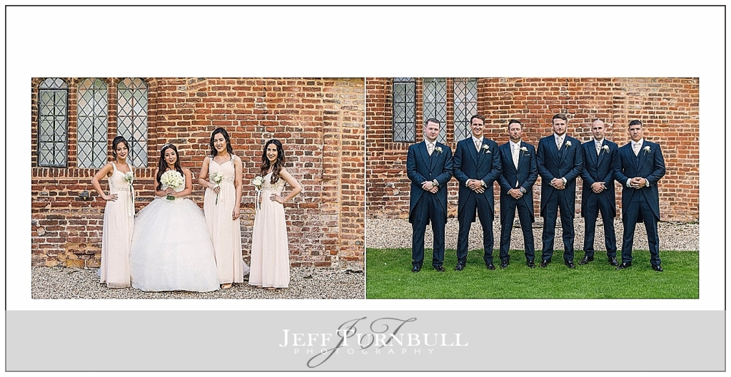 Bridesmaids and Groomsman