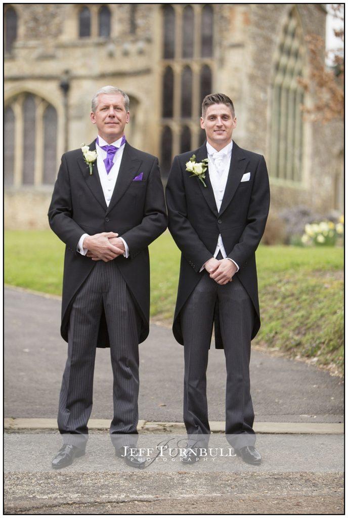 St Mary's Church Bocking Wedding Photography