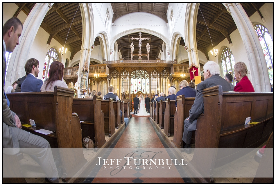 St Mary's Church Bocking Wedding Photographer