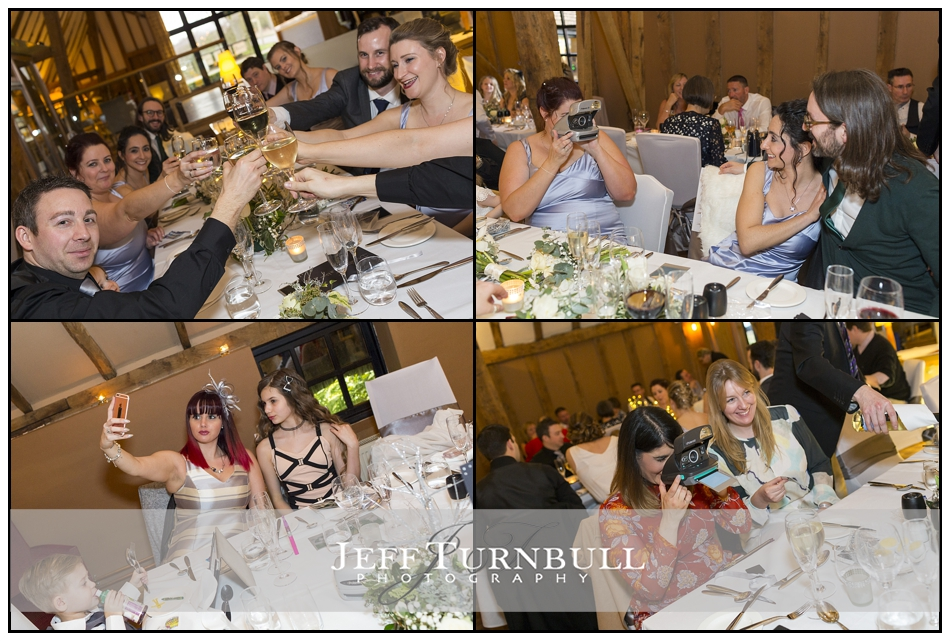 Wedding Reception The Barn Brasserie Great Tey