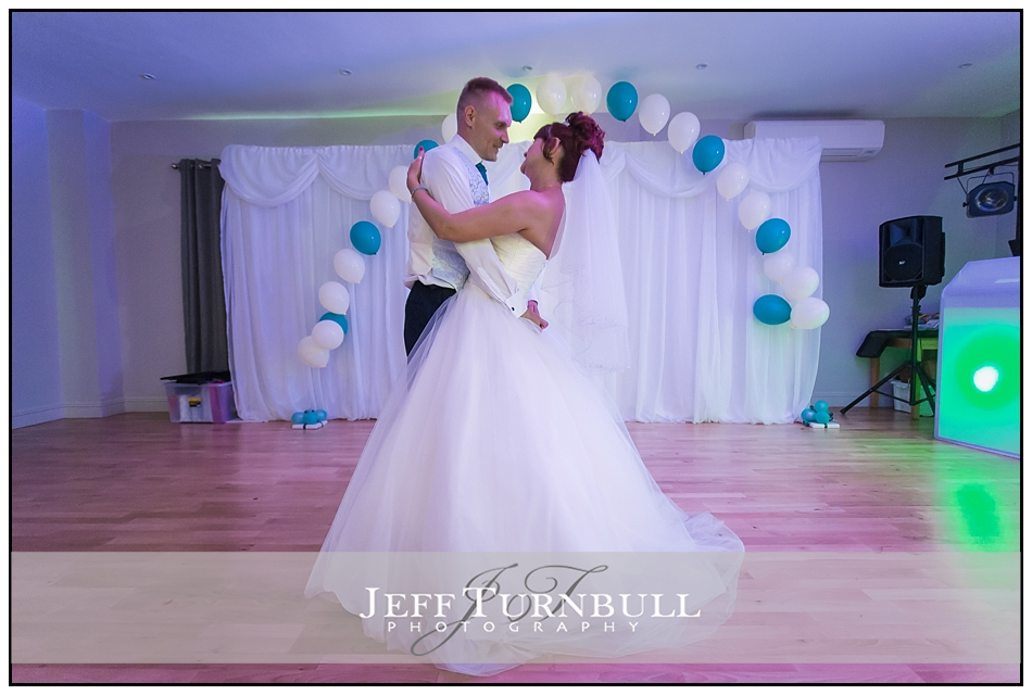 First Dance All Saints Hotel Wedding Photography