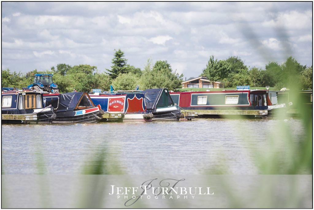 Overwater Marina Audlem, Cheshire