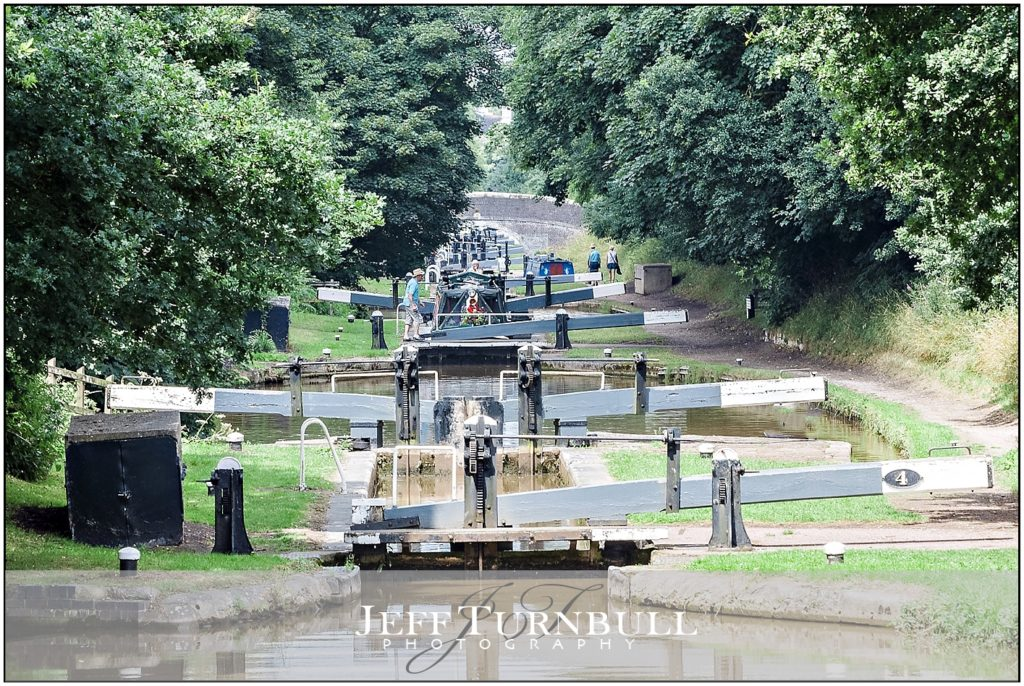 15 Canal Locks, Audlem