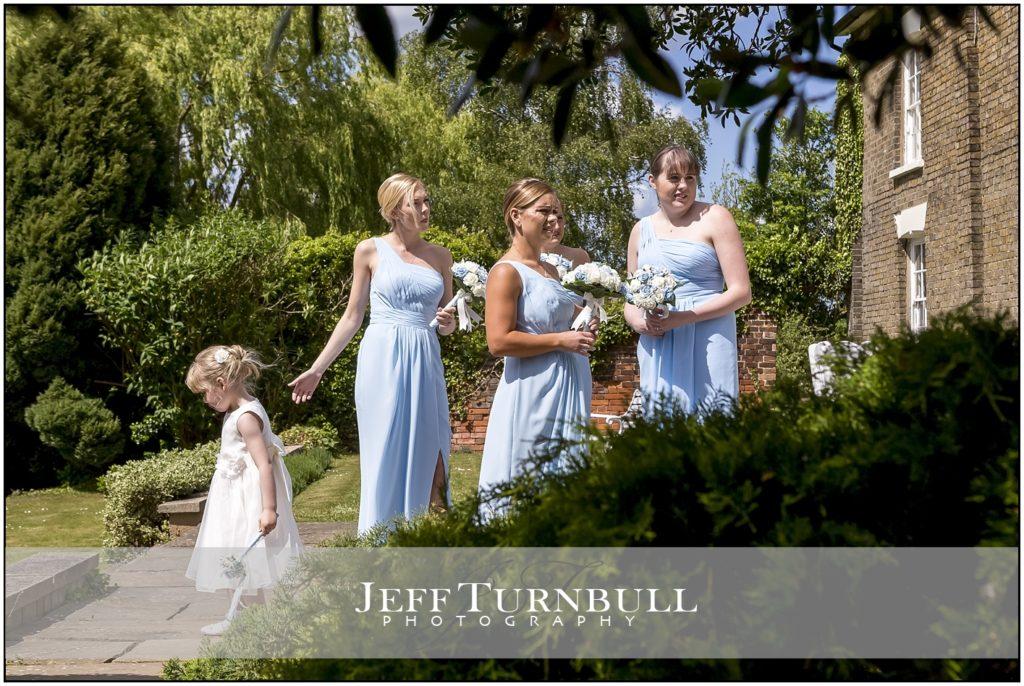 Bridesmaids at The Reid Rooms