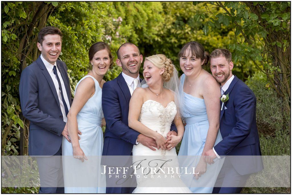 Fun Photos Bride and Groom