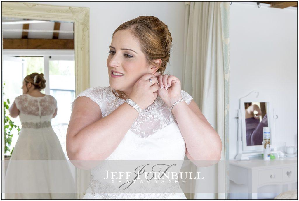 Bridal Prep High House Weddings