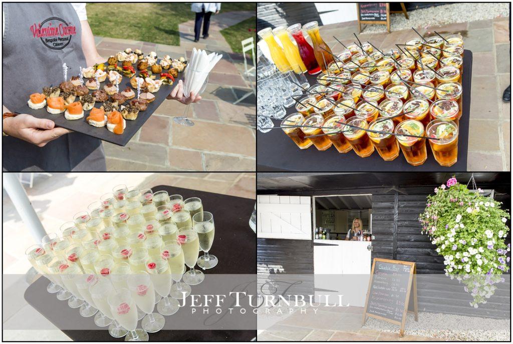 Drinks Reception Ideas High House Weddings