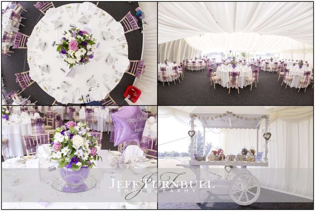 Decorations High House Weddings