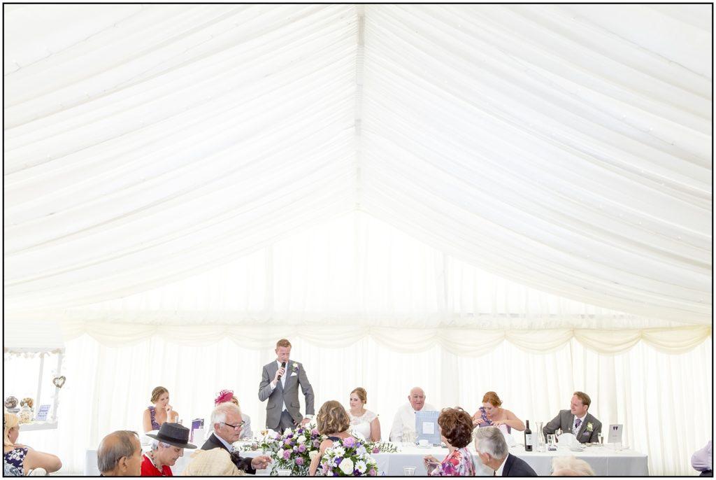 Speeches High House Weddings