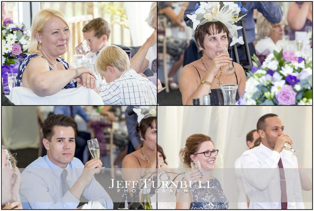 Wedding Breakfast High House Weddings