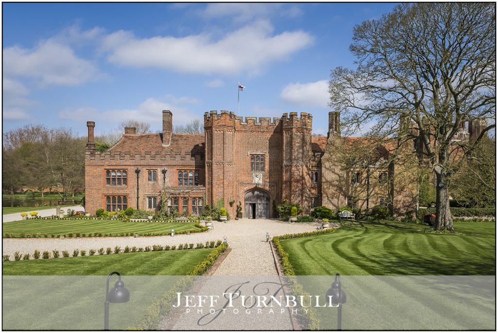 Leez Priory Wedding Venue