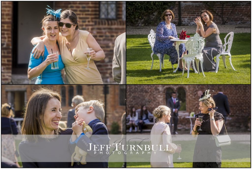 Candid Wedding Photography Leez Priory