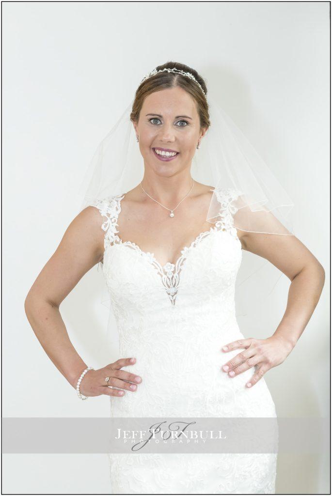 Essex Bride Portrait