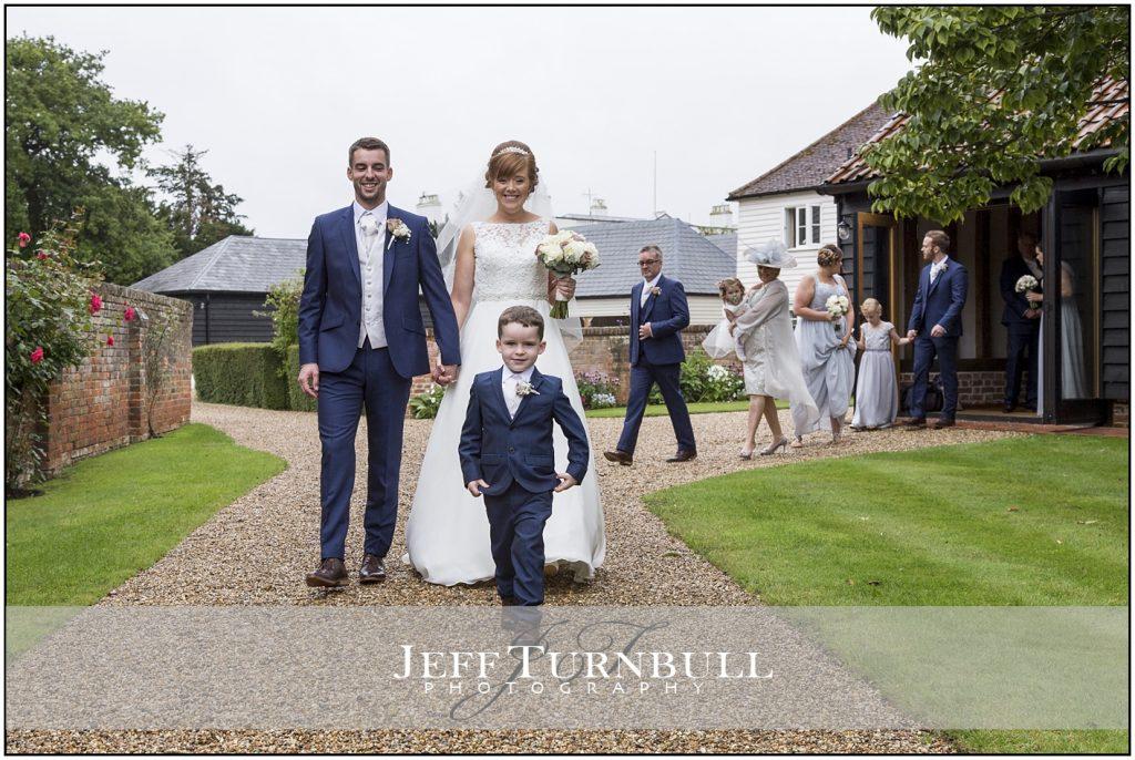 Wedding Party | Blake Hall Wedding Venue