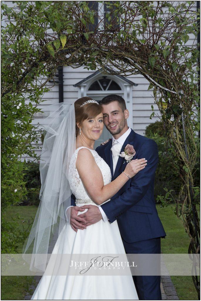 Scott and Nicola Blake Hall Wedding Venue