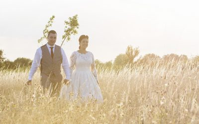1940's Vintage Wedding Maidens Barn | Billie & Chris