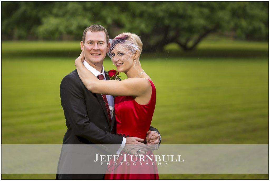 Bride and Groom Penyard House Wedding