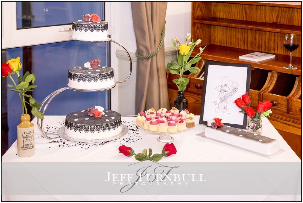 ewedding Cake Penyard House