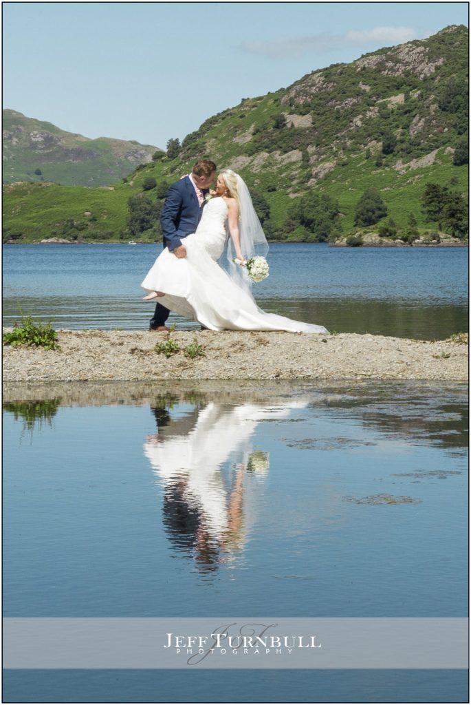 Inn on the lake Wedding Photographs