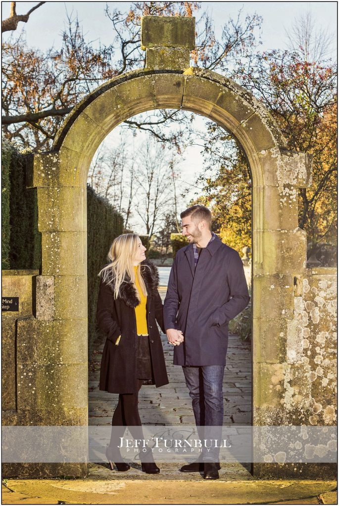 Fanhams Hall Engagement Photography